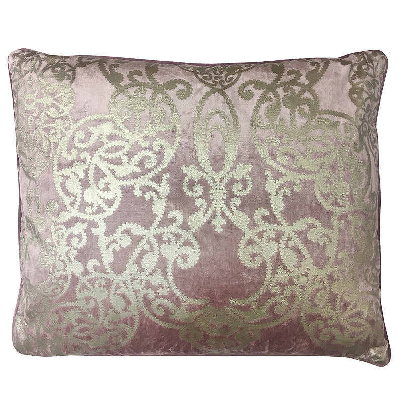 Vince Pillow | Size 20X24 | Color Amethyst