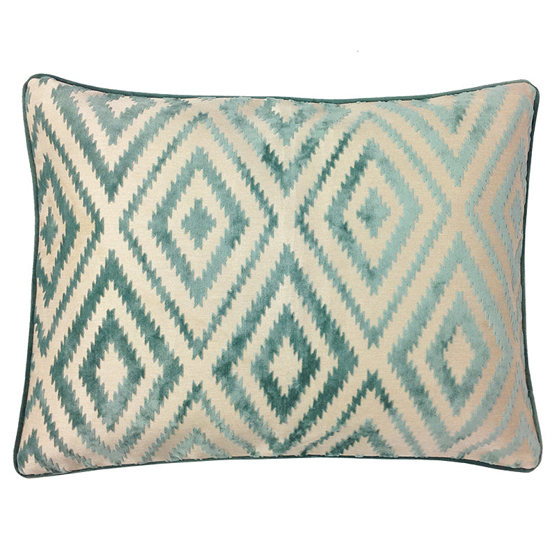 Waverly Pillow | Size 20X26 | Color Spa