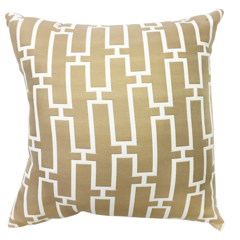 Westfield Pillow | Size 20X20 | Color Latte