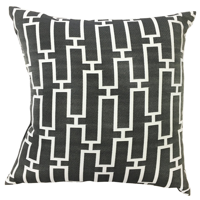 Westfield Pillow | Size 20X20 | Color Black