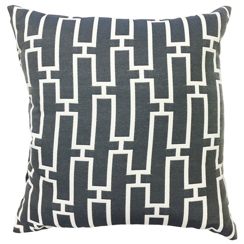 Westfield Pillow | Size 20X20 | Color Navy
