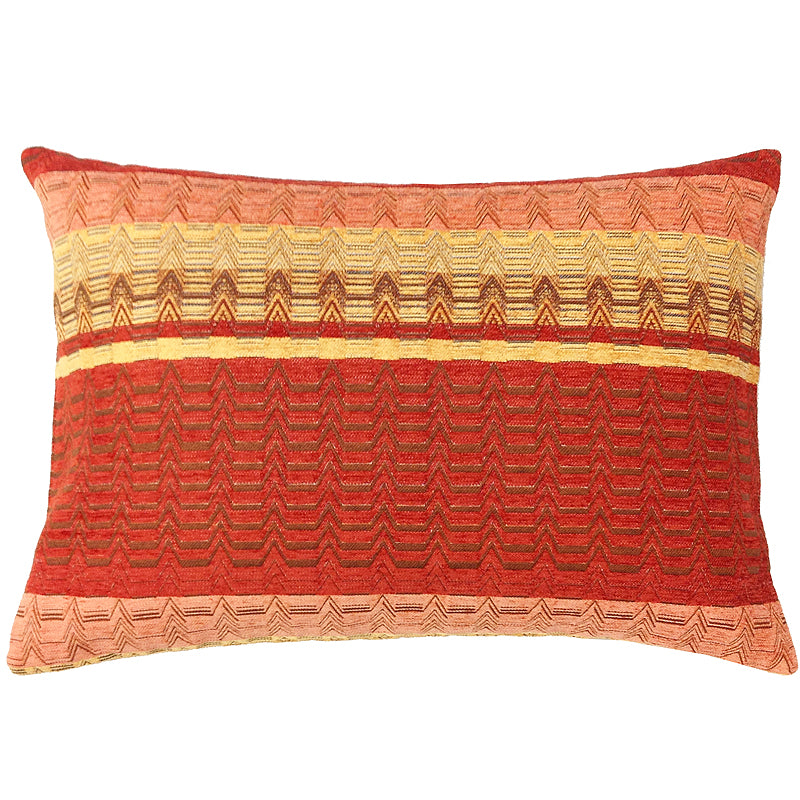 Westwood Pillow | Size 18X26 | Color Tangerine
