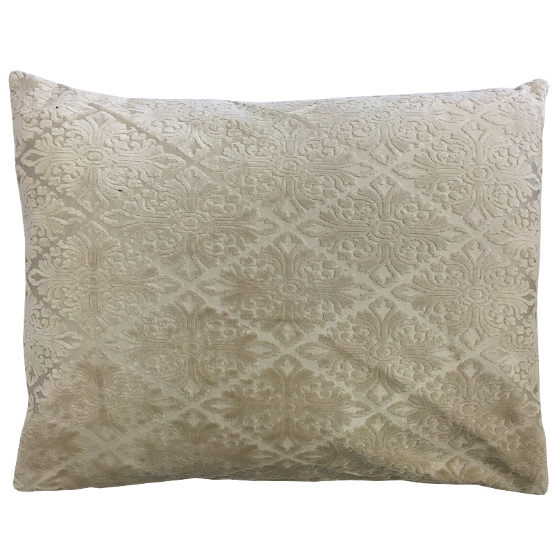 Willa Pillow | Size 20X24 | Color Beige