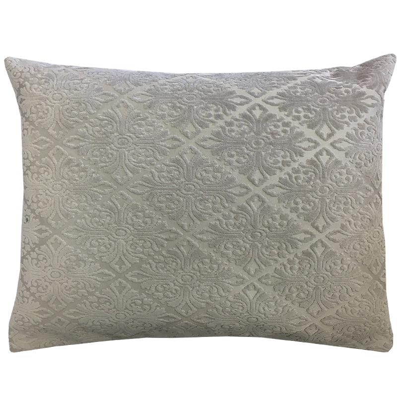 Willa Pillow | Size 20X24 | Color Stone