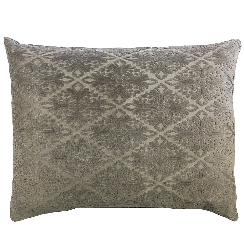 Willa Pillow | Size 20X24 | Color Taupe