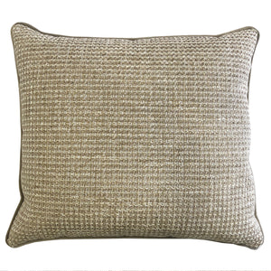 Zella Pillow | Size 18X20 | Color Sand