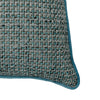 Zella Pillow | Size 18X20 | Color Aqua