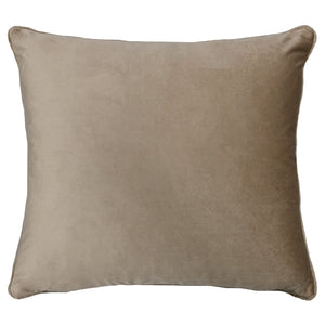 Zella Pillow | Size 18X20 | Color Mocha