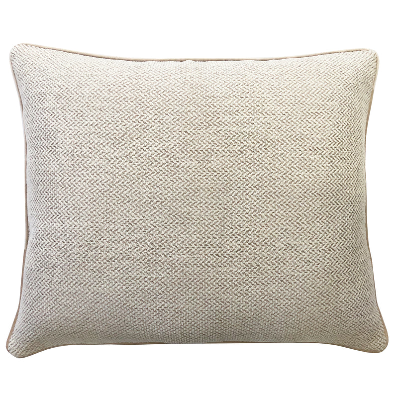 Zena Pillows | Size 18X21 | Color Beige