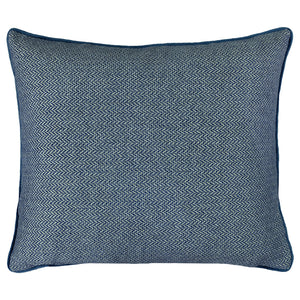 Zena Pillows | Size 18X21 | Color Denim