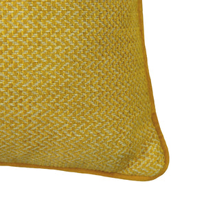 Zena Pillows | Size 18X21 | Color Mustard