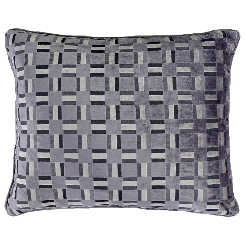 Zeppelin Pillow | Size 18X22 | Color Gray