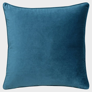 Zeppelin Pillow | Size 23X23 | Color Blue