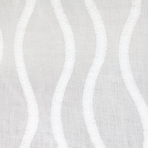Quincy Fabric | Color White