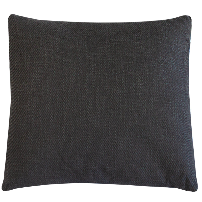 Raider Pillow | Size 20X20 | Color Charcoal