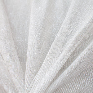 Tavern Fabric | Metallic Sheer