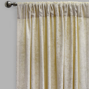 Calisi Curtain Panels | Size 54x96 | Color Ivory