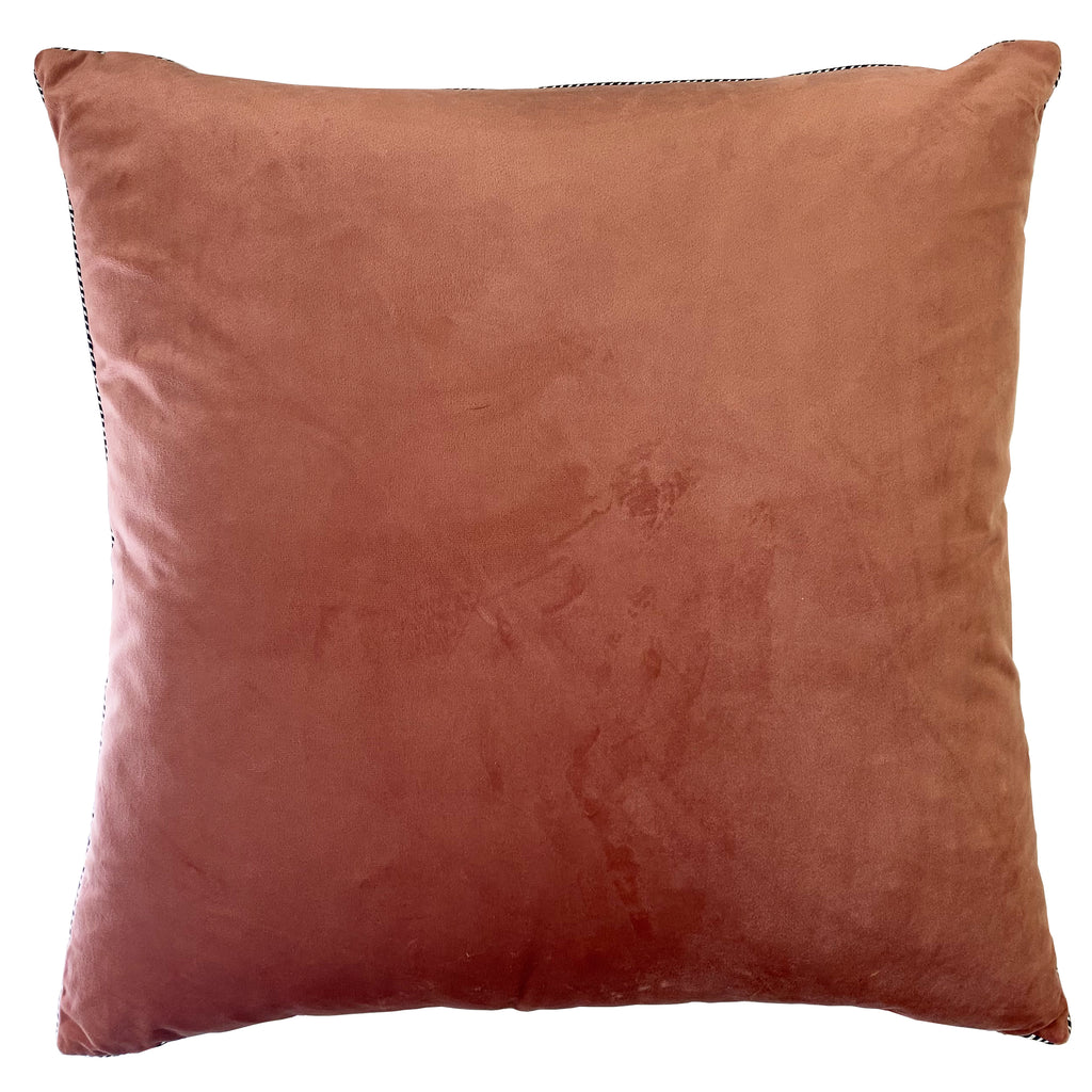 Elena Pillow | Size 20X20 | Color Rose