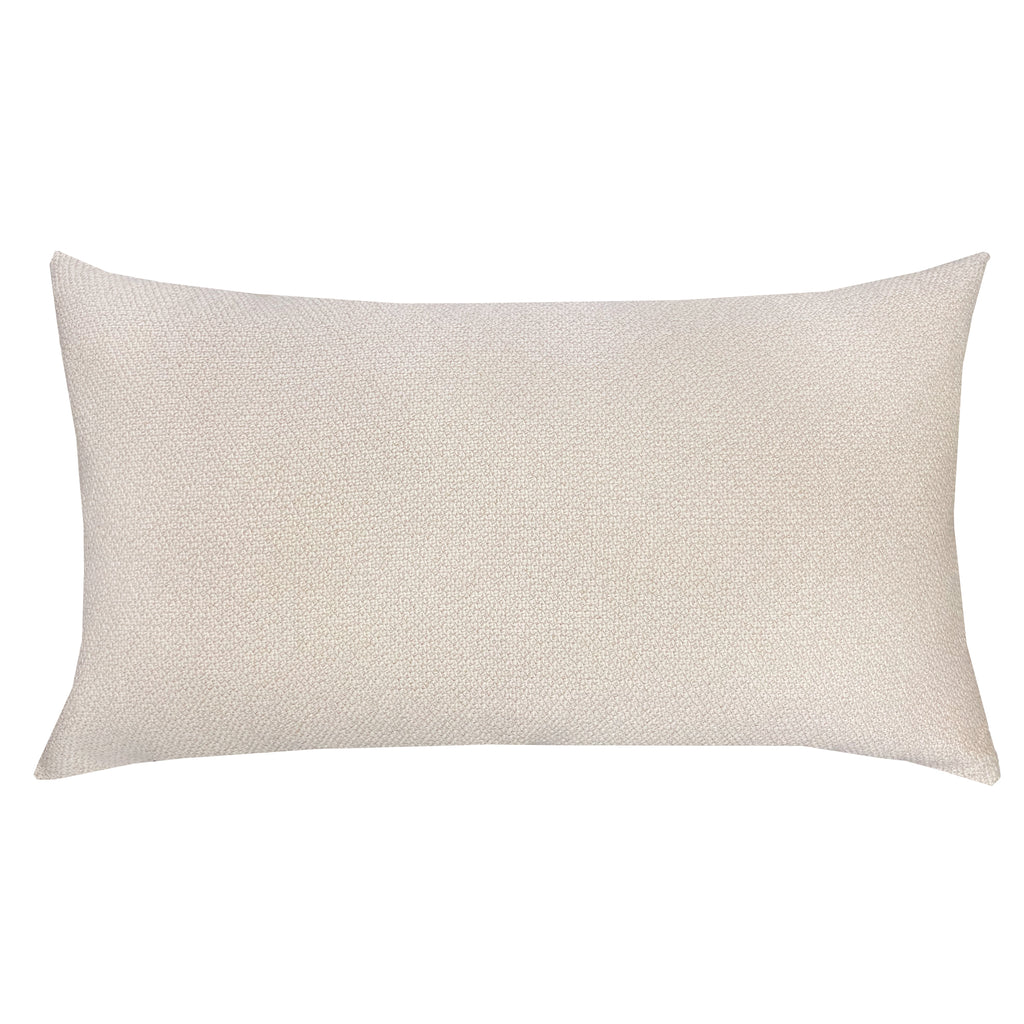 Grayson Pillows | Size 16x26 | Color Cream