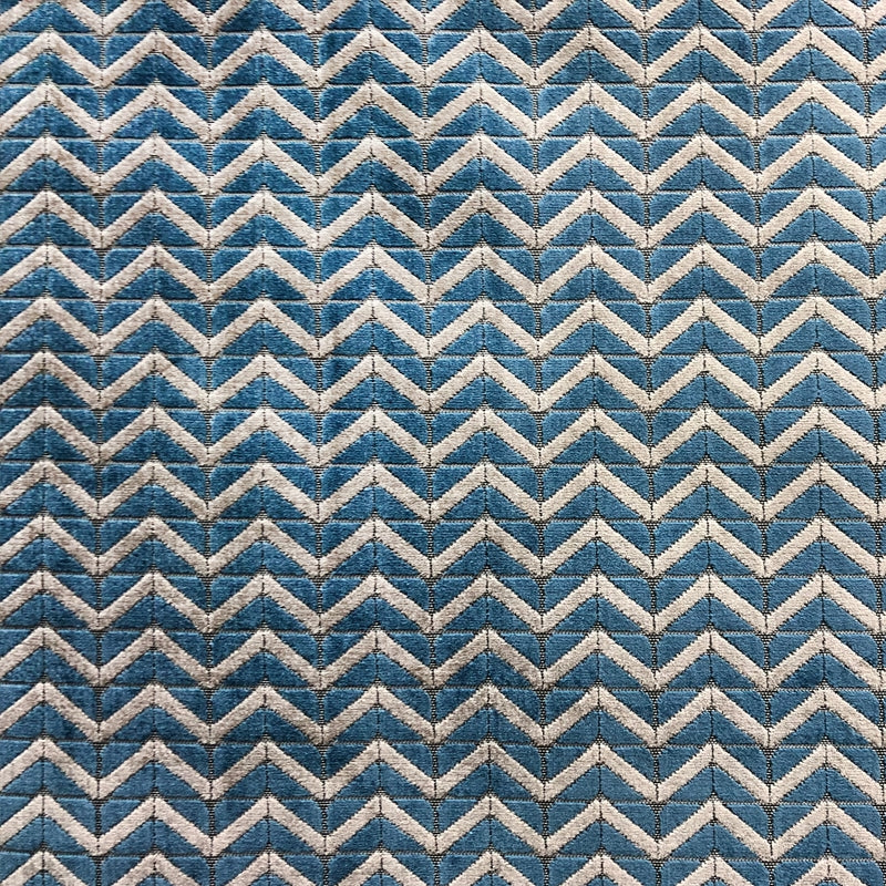 Kenny Fabric | Color Blue