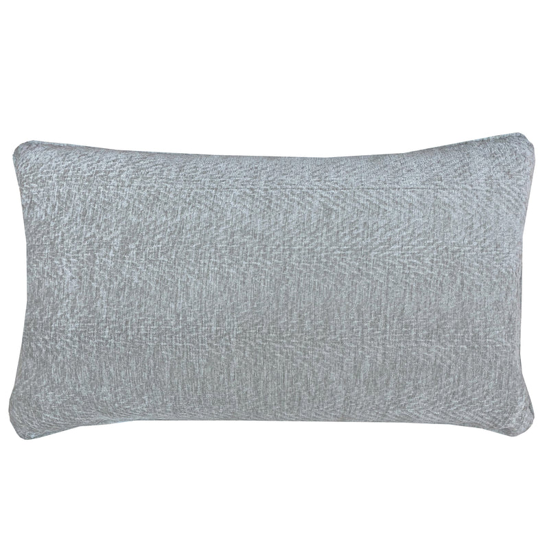 Kyla Pillows | Size 16x28 | Color Silver