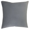 Jaz Pillow | Size 20X20 | Color Chrome