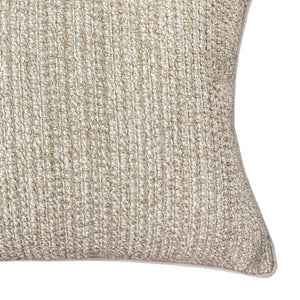 Kona Pillows | Size 20x20 | Color Natural