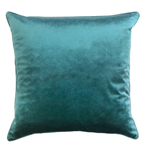 Beatrice Pillows | Size 23x23 | Color Cerulean