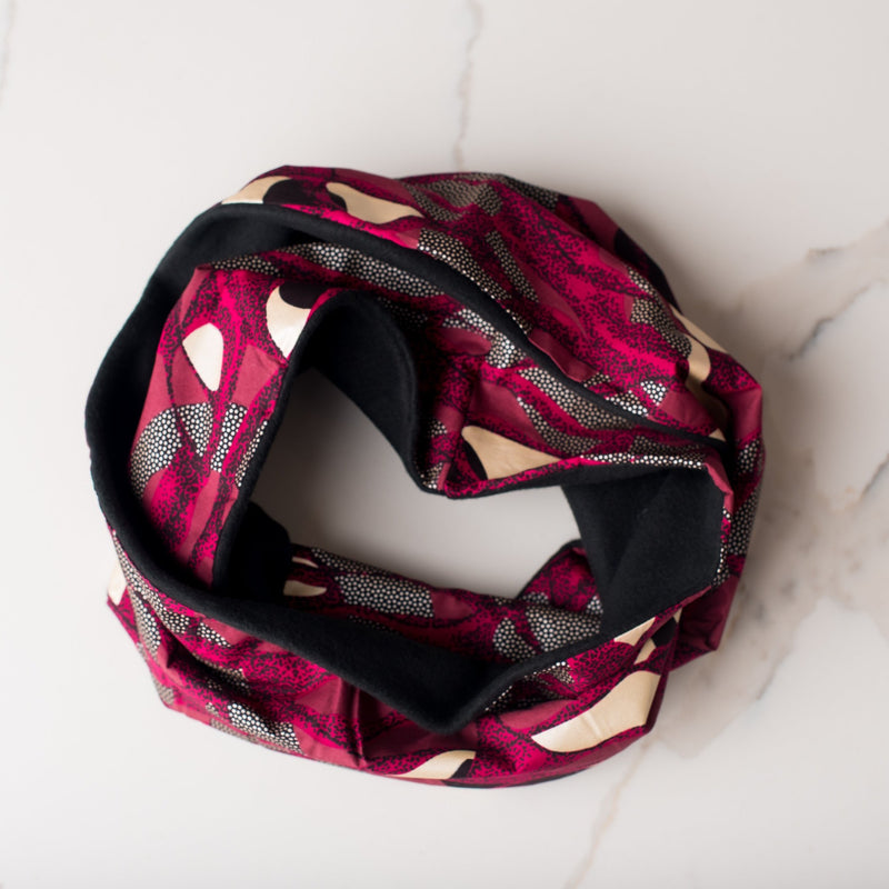 Love Iguehi to Infinity (Scarf) - Shiraz