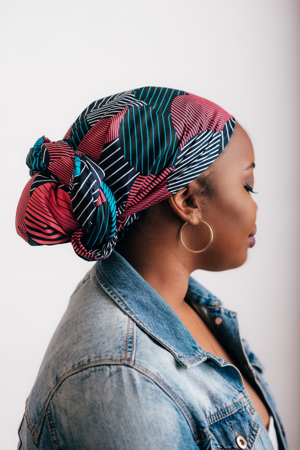 Head Wrap - Joy
