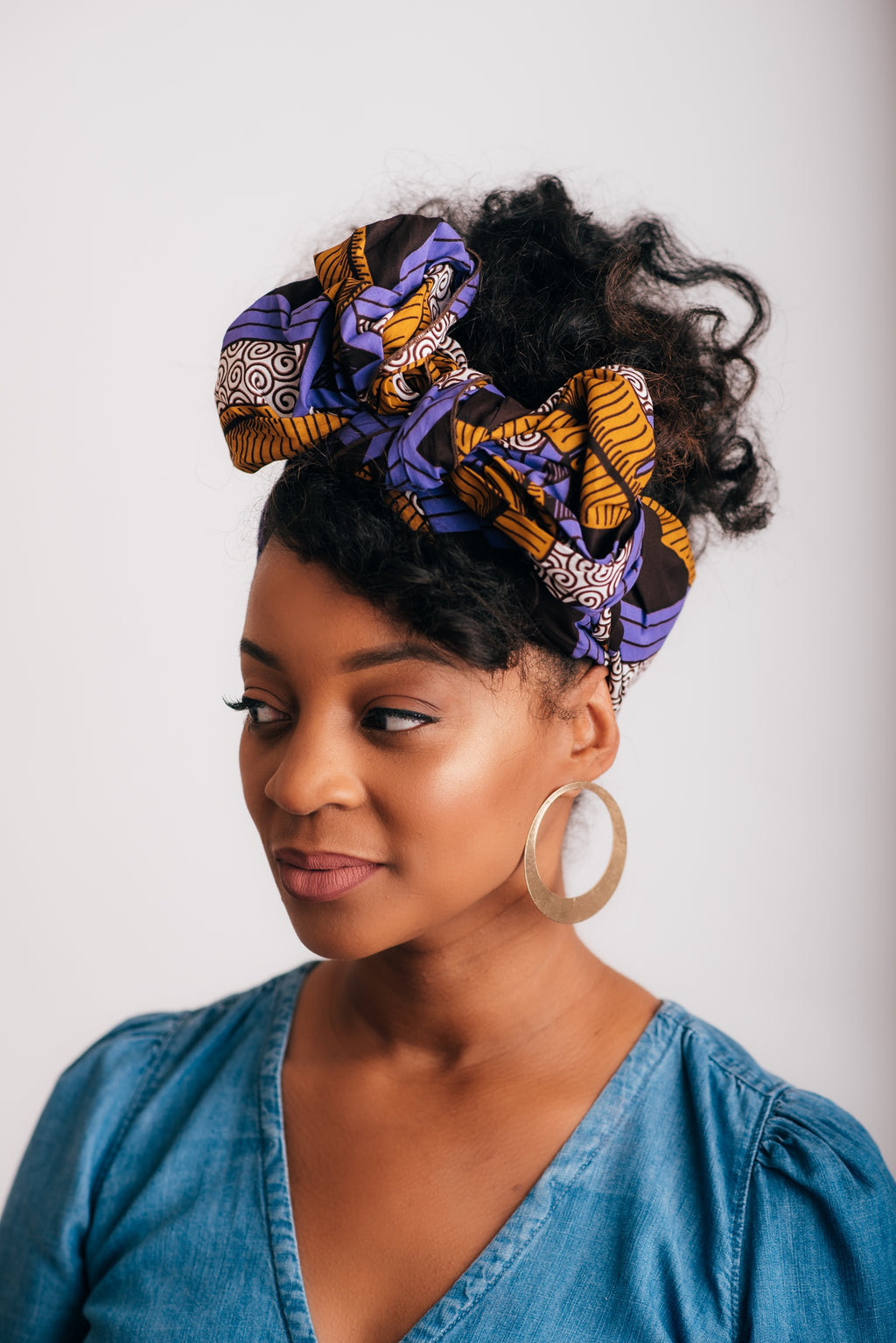 Head Wrap - Monarch