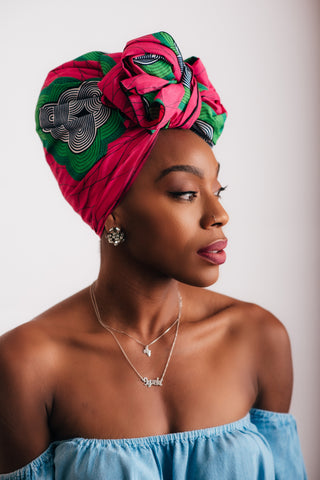 Head Wrap - Pepper