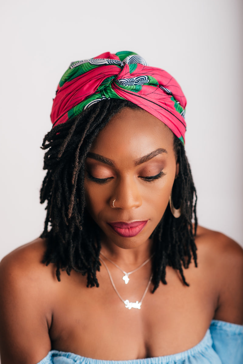 Head Wrap - Pretty