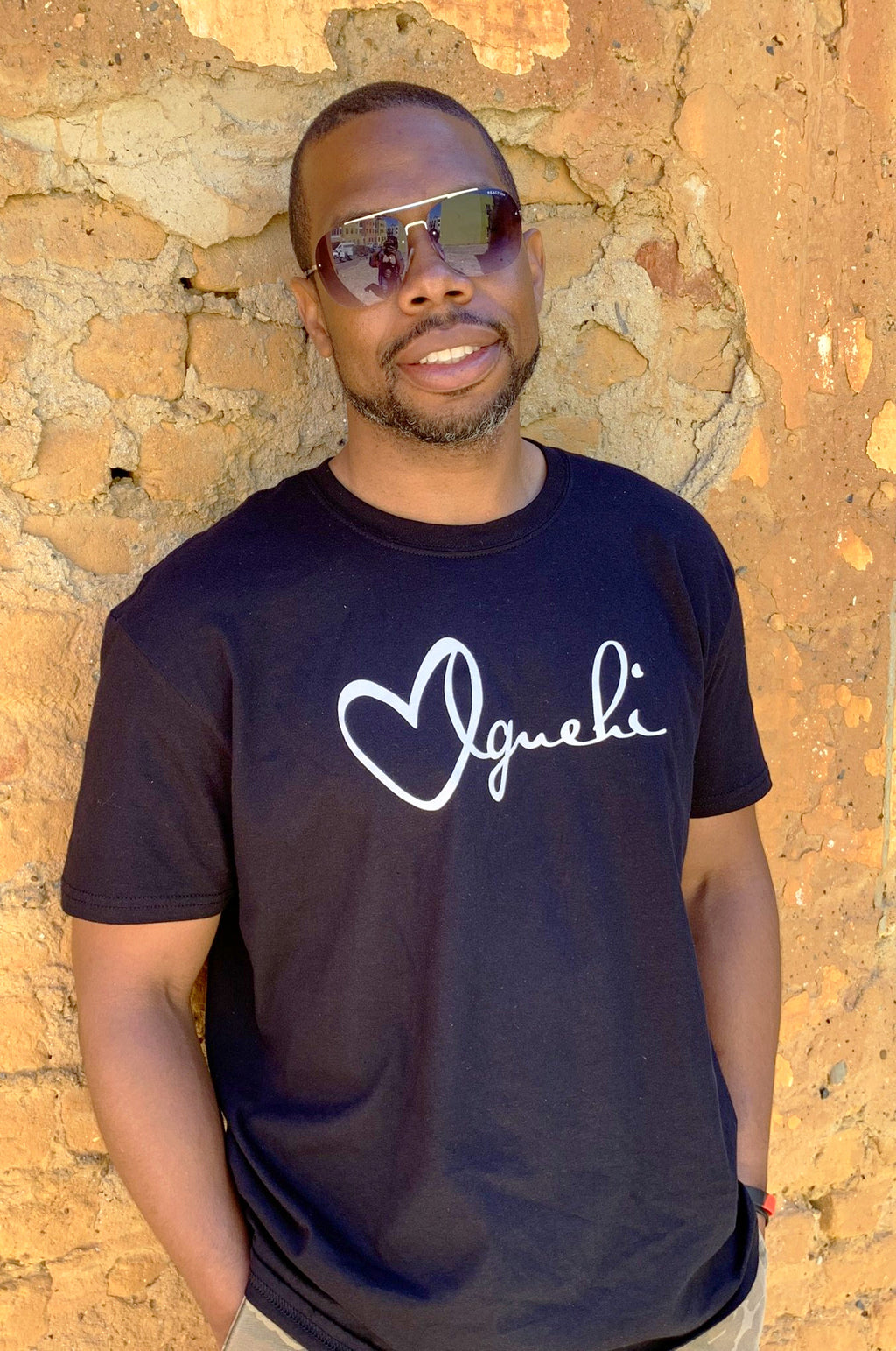 Men's Love Iguehi Logo Tee