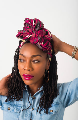 Head Wrap - Shadé