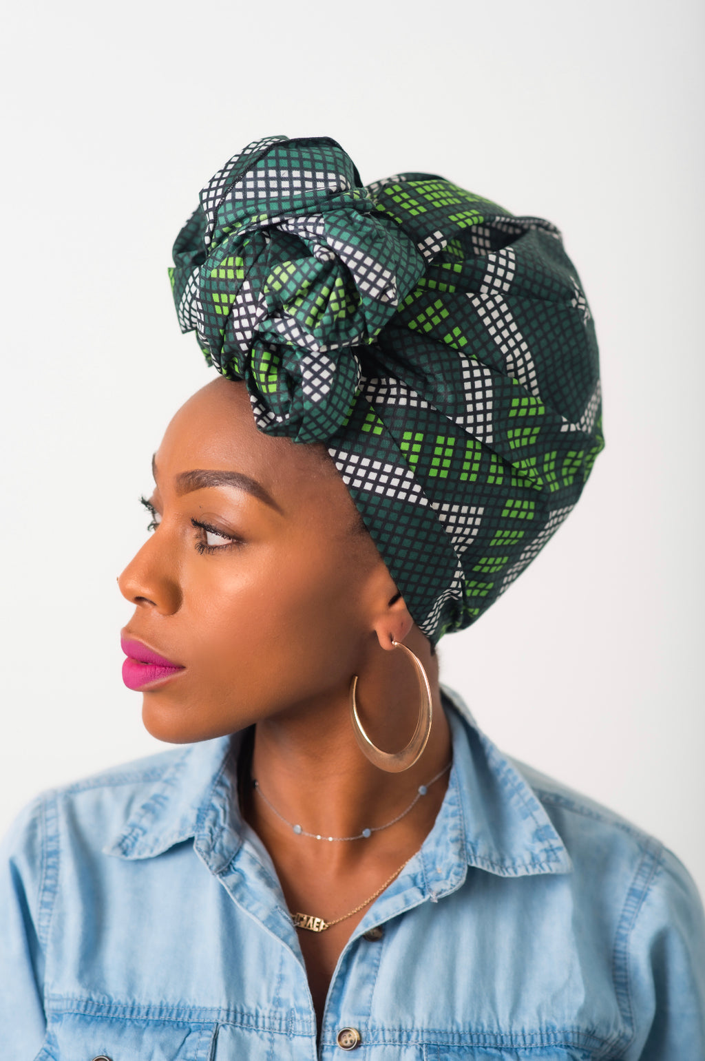 Head Wrap - Envy