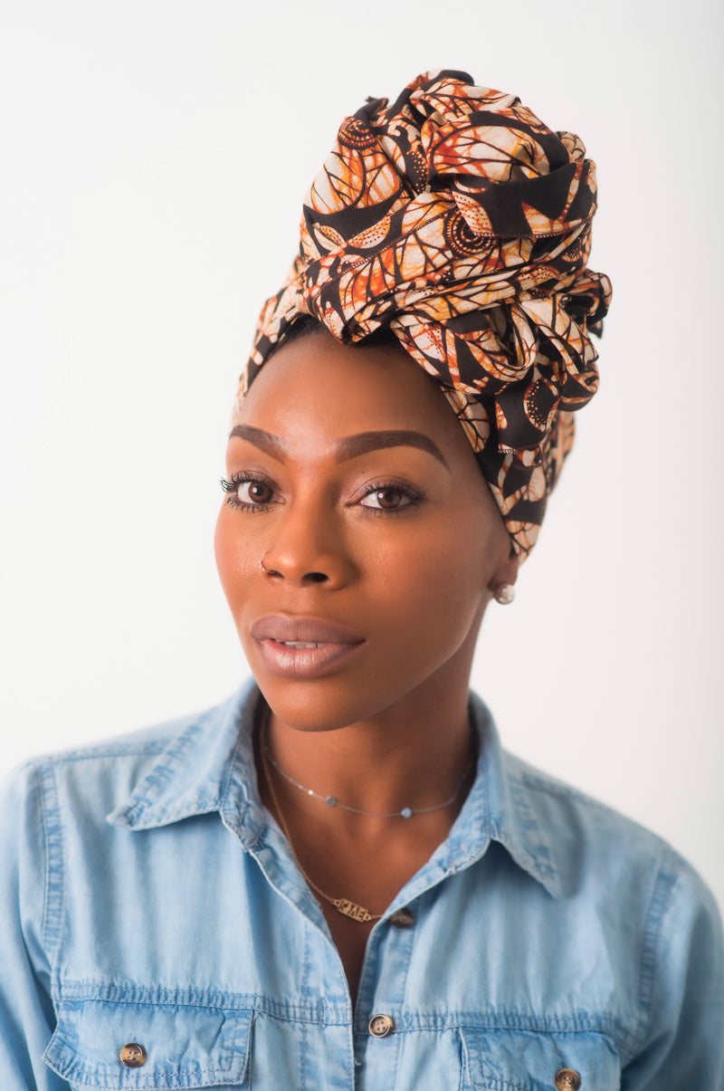 Head Wrap - Jameelah