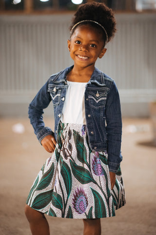 Baby/Toddler Skirt - Isoke
