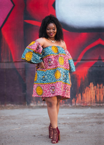 OSFM (One Size Fits Most) Dress - Femi