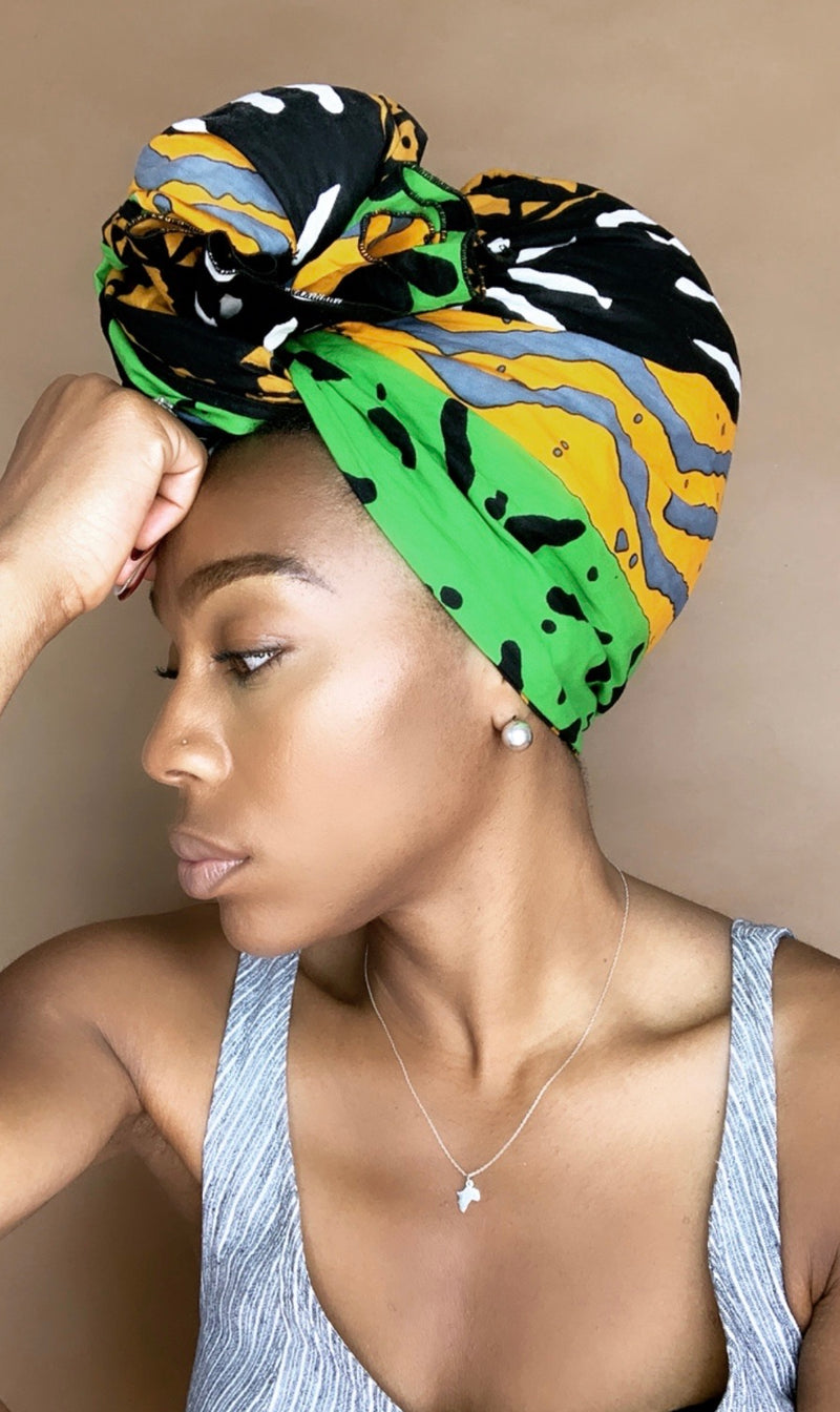 Head Wrap- Evolve