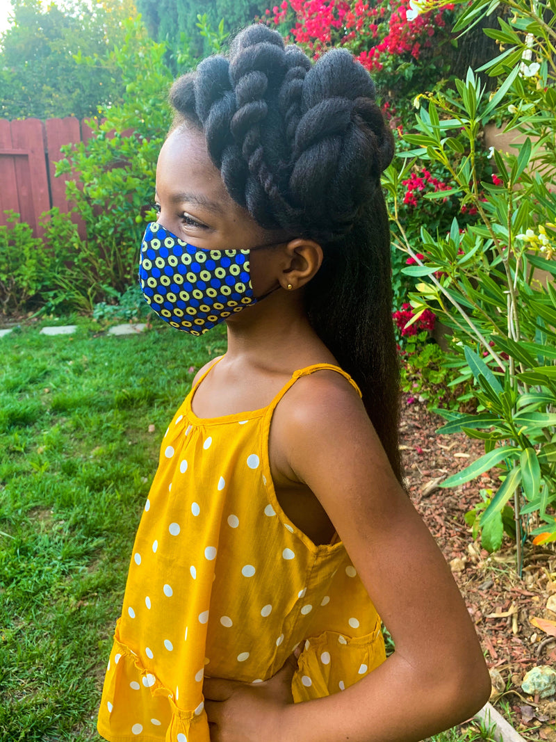 Nzinga Face Mask