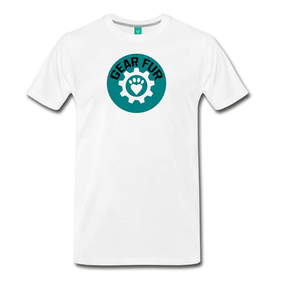 Fun Logo Shirt - white