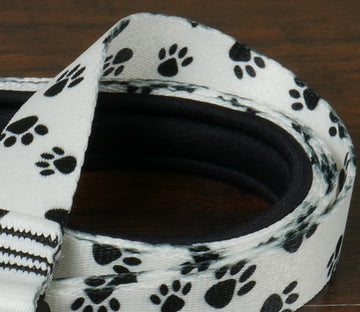 PRE-ORDER ONLY - Paw Prints Leash Belt
