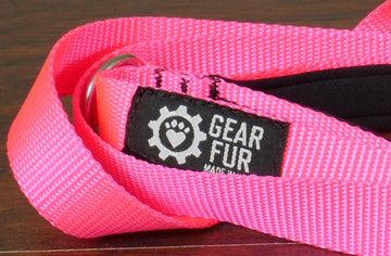 Pink Leash Belt