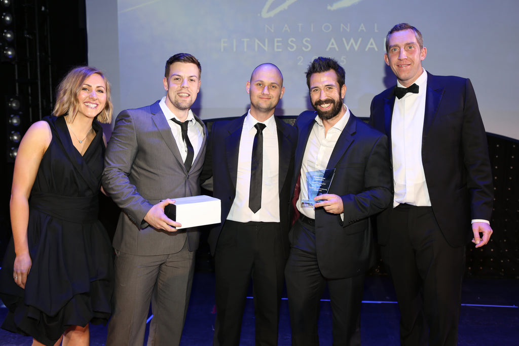 Winners of the Functional Training Gym of the Year 2015, The SCI