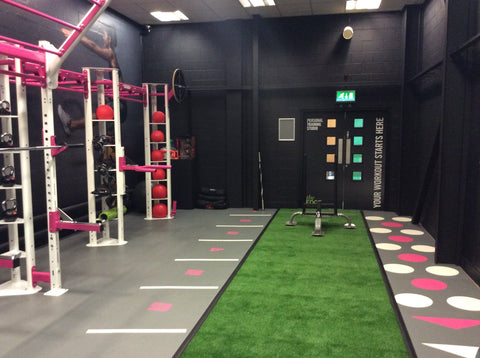 How the gym at The University of Leeds looked after they had a refurbishment