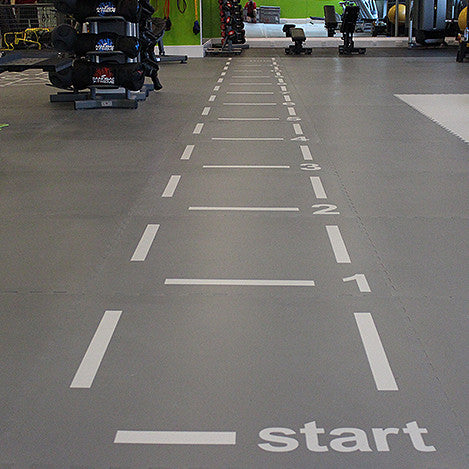Fitness Floor (15 mm thickness)