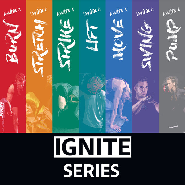 IGNITE Series Annual Licence (All 7 Workouts)