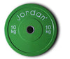 Coloured Bumper Plates (old brand)