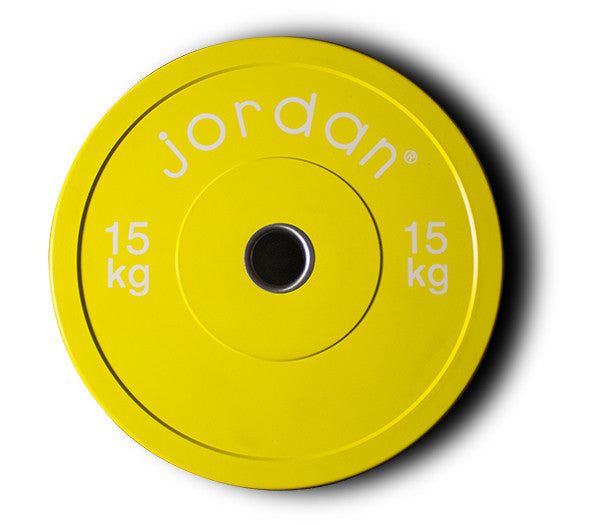 Coloured Bumper Plates